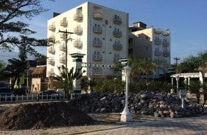 Beachfront La Ceiba Hotels