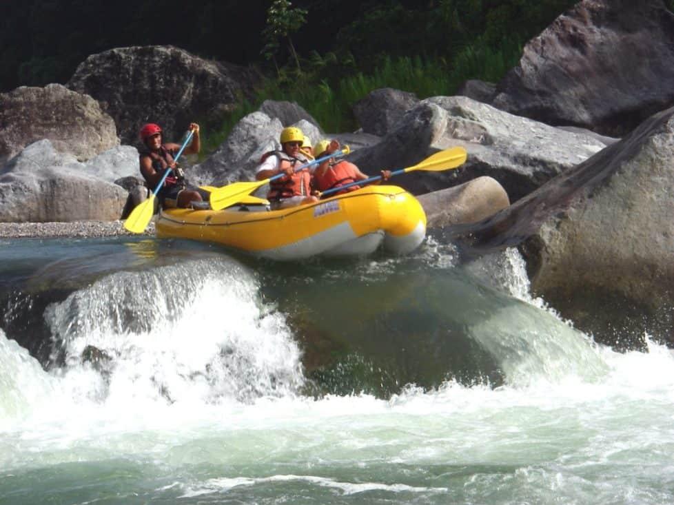 White Water Rafting in La Ceiba