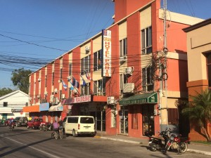 La Ceiba downtown hotels