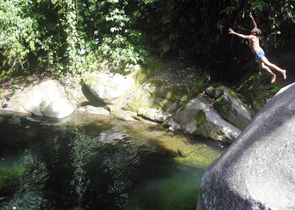 Hiking in Pico Bonito National Park