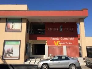 downtown La Ceiba hotels