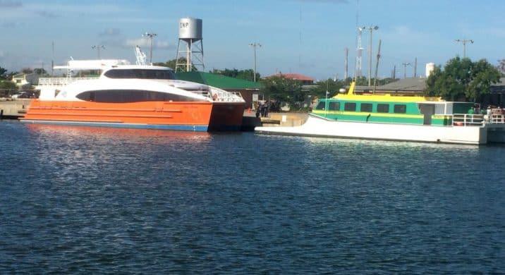 Utila Ferries 1