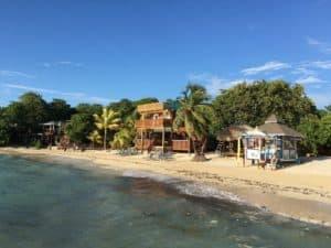 West End Beach Restaurants