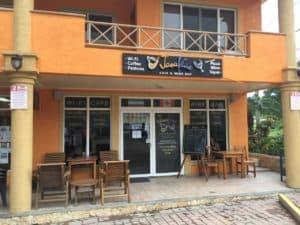 West Bay Beach Restaurants