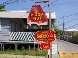Utila restaurants
