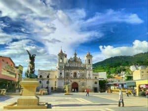 Capital cities of Honduras