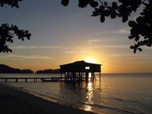 best Hotel view in Honduras