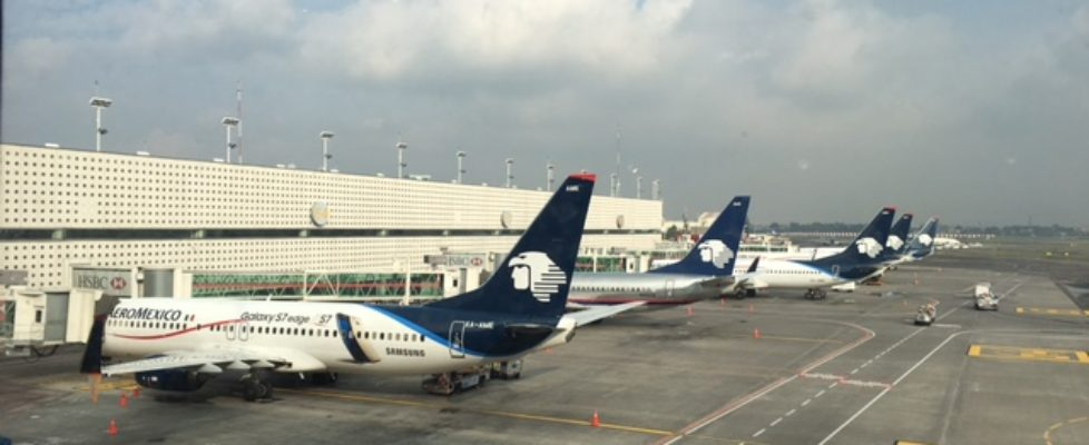Traveling from Mexico City to Honduras