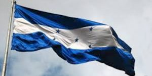 Why does the Honduras flag have five stars?