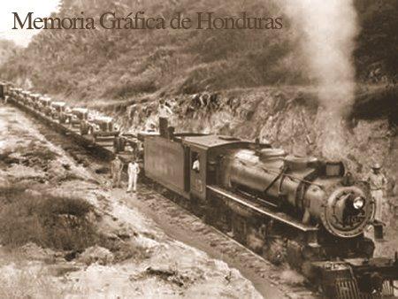Travels through Honduras