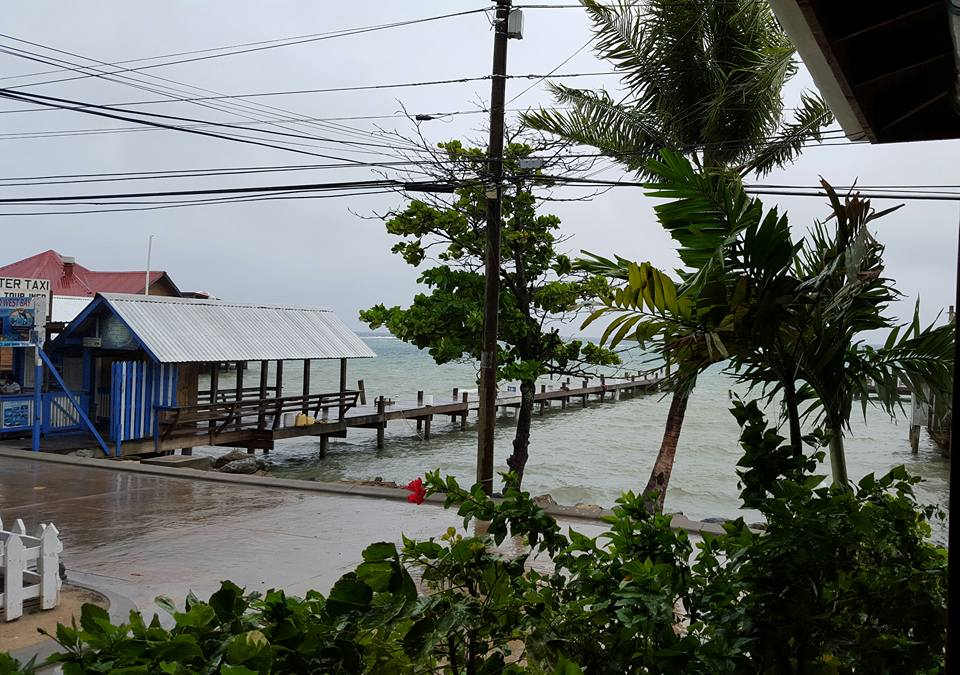 Honduras Hurricane Earl Update