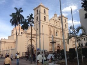 Happy Birthday Tegucigalpa