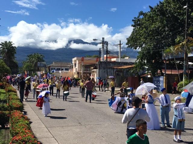 Honduras independence day