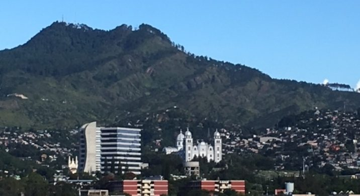 Happy Birthday Tegucigalpa