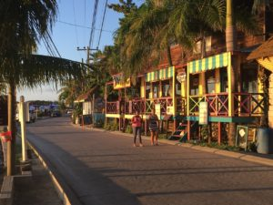 West End Village Beach Front Community in Roatan