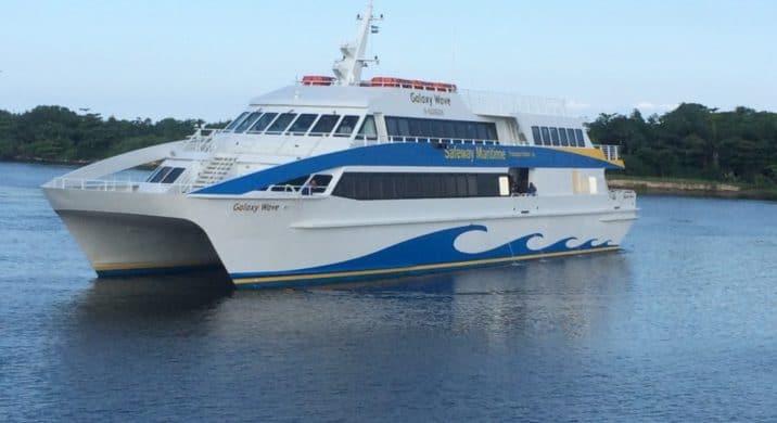 Bay Island Ferry
