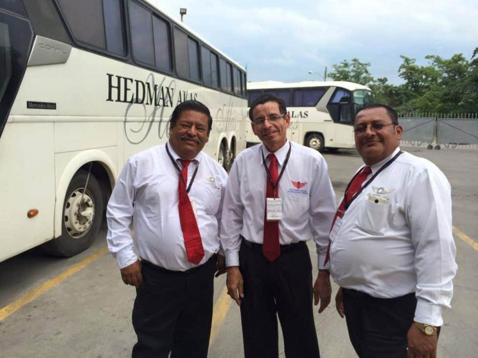Bus Transportation in Honduras