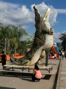 Chimeneas Gigantes de Trinidad