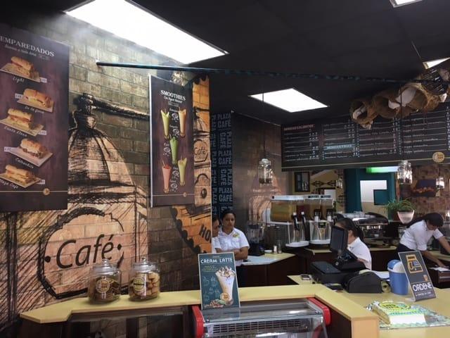 Boulevard Cafe La Ceiba