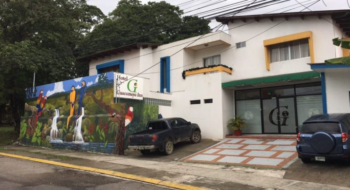bed and breakfast in san pedro sula