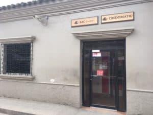 ATM Machines in Copan Ruinas