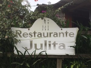 rural restaurants in Honduras
