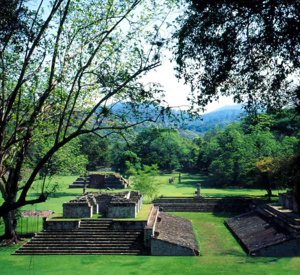 Top sites to visit in Honduras
