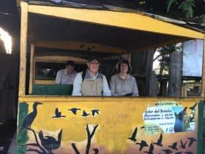 A trip to Cuero y Salado