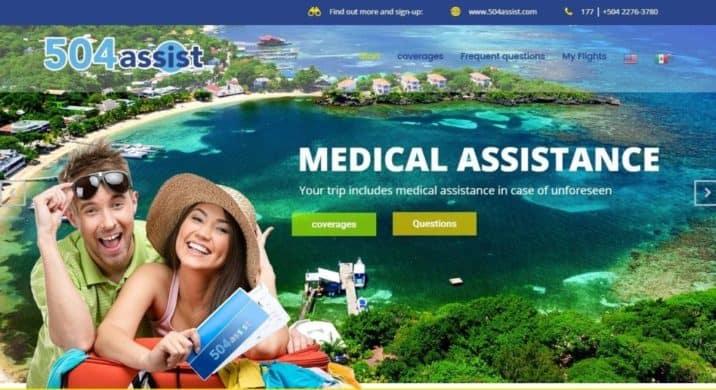 504 assist Honduras Insurance