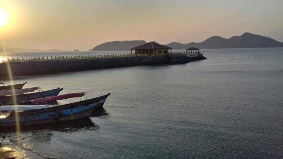 Amapala and Isla del Tigre