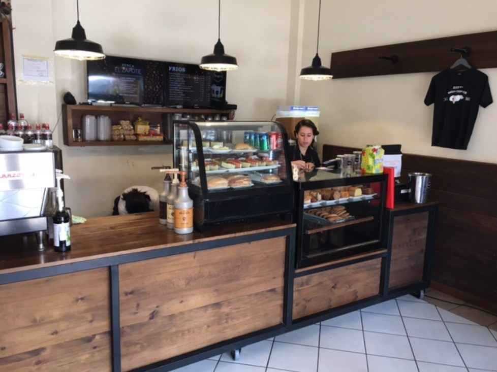 coffee shop in siguatepeque