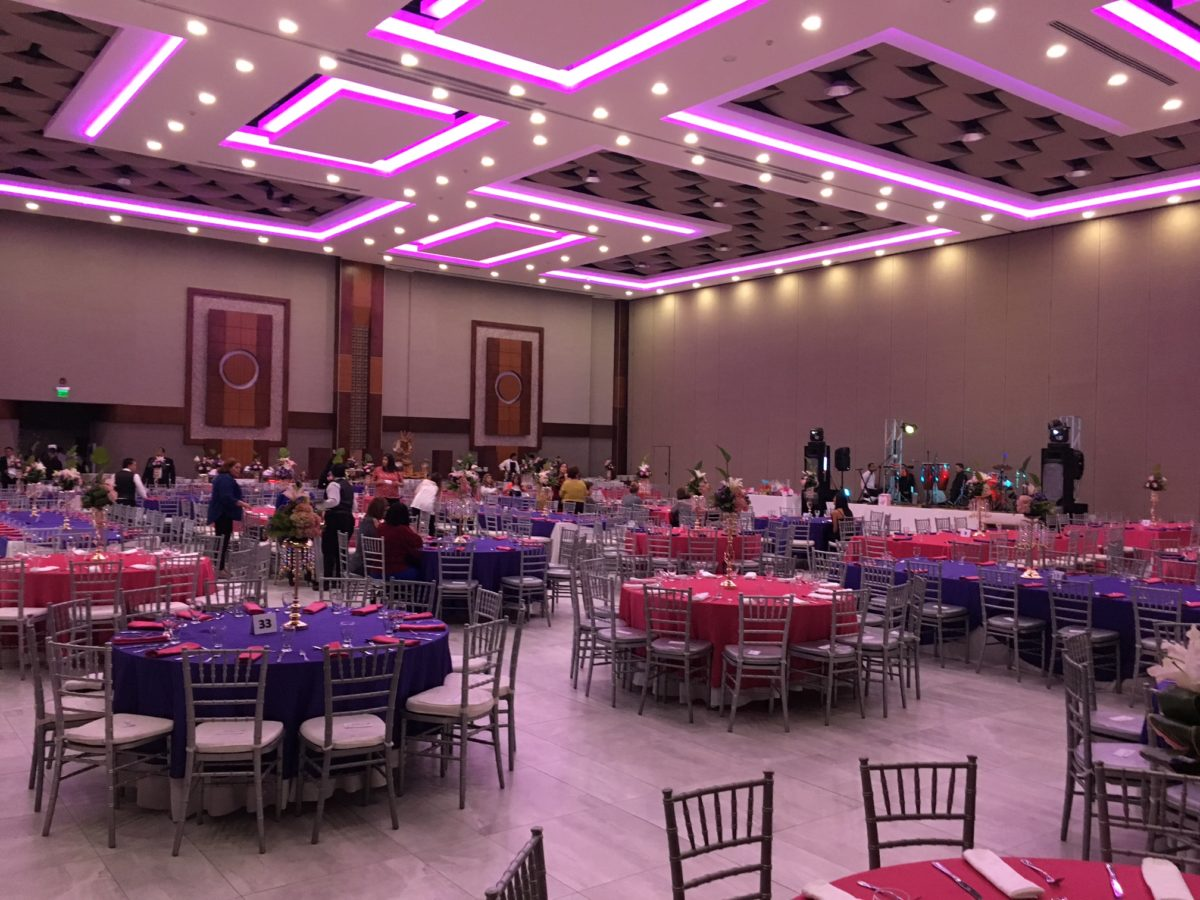 Hotel Copantl San Pedro Sula Ballroom At The Convention Center