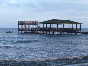 La Ensenada Resort dock