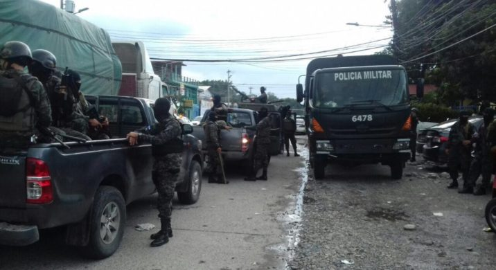 Honduras Post Electoral Protests