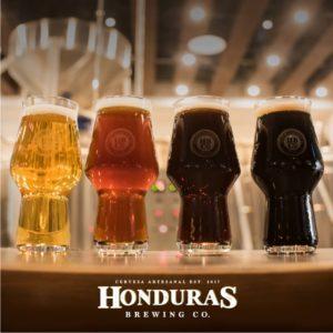 Beer microbreweries in Honduras