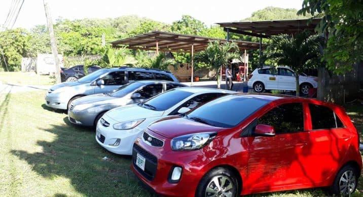Car Rental in Roatan