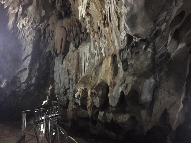 The Talgua Caves