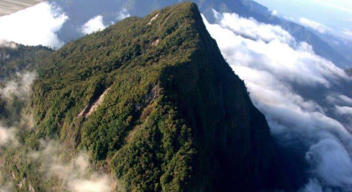 the Highest peaks in Honduras
