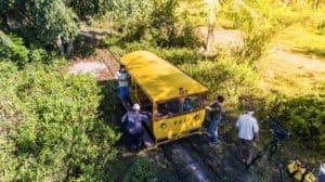 Nigel Marven Visits Honduras