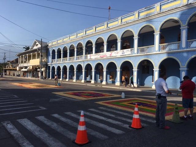 Semana Santa 2018 in Honduras
