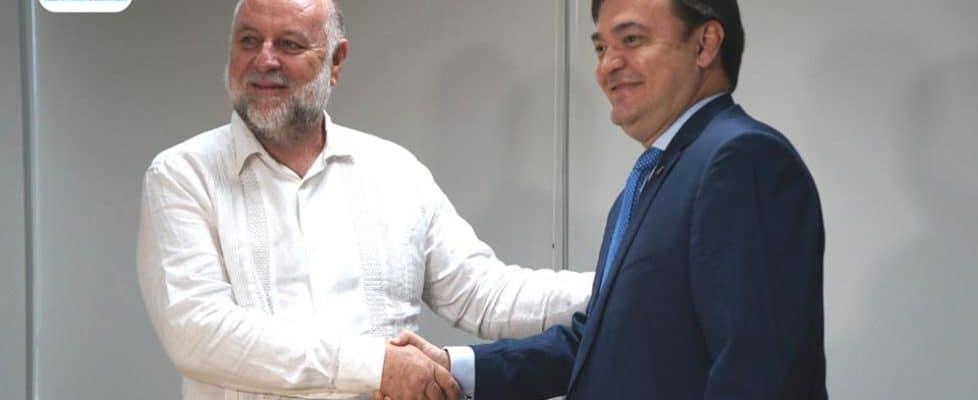 Hondurastravel.com and Honduras plan 2020 sign an agreement